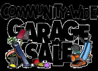 Vinita Oklahoma clean up garage sale