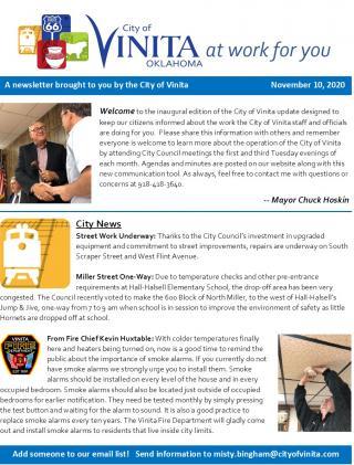 Vinita Oklahoma news