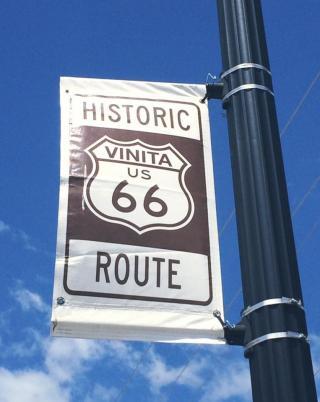 Vinita Oklahoma Route 66