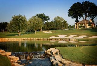 Vinita Oklahoma Grand Lake golfing Shangri-La Resort Monkey Island
