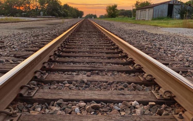 Vinita Craig County Oklahoma railroad route 66